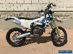 2018 Husqvarna FE 501 for Sale