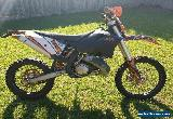 Ktm exc 300 2009 Factory rebuild to Racing Spec for Sale