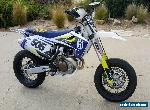 2018 Husqvarna FS450 for Sale