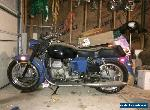 1973 Moto Guzzi Eldorado for Sale
