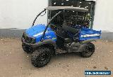 KAWASAKI MULE XC 4 WHEEL DRIVE for Sale