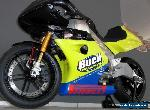 Buell XBRR - Production Racing Motorcycle - 1 of 50 - NEW, never started or run for Sale