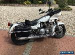 KAWASAKI POLICE Z1000 MOTORCYCLE - PROJECT  for Sale