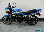 Kawasaki ZRX1100 R Unique DAEG style in candy blue - LOOK! for Sale