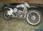 1973 Husqvarna CR for Sale