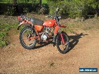 1975 Honda CT125 Trail for Sale