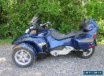 2011 Can-Am Spyder RT-SM5 for Sale