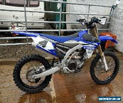 2017 Yamaha YZ450F Motocross with extras for Sale