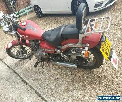Honda Rebel 125 cc , full mot for Sale