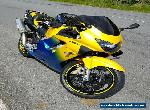 Honda CBR600FX - 1999 Yellow/Blue for Sale