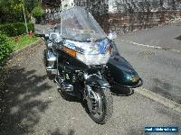 HONDA 1500 GOLDWING GL AND SIDECAR for Sale