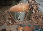 Norton 16H ,1946 for restoration for Sale