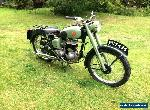 1954 BSA C10 L 250CC EXCELLENT RUNNER for Sale