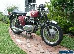 1968 BSA SPITFIRE MkIV Special for Sale