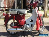 honda c70 1976 for Sale