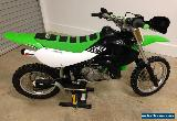 Kawasaki KX 65 2001 - rebuilt, in lovely condition for Sale