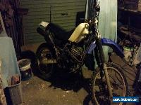 Yamaha tt350, 4 stroke motorbike, 1996  for Sale