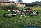 2008 KTM450SXF (MAKE AN OFFER!! GENUINE OFFERS ONLY!) for Sale