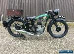 1930 BSA L31 350cc.    **Banbury Run Eligible **  for Sale