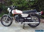 Yamaha 1975 RD250B Project Bike Matching Frame & Engine Numbers & NOVA No for Sale