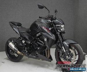 2018 Suzuki GSXS750 W/ABS for Sale