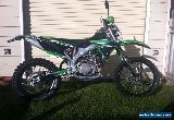 KAWASAKI KLX450R 2009 ONLY 4000klms!! for Sale