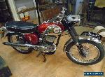 vintage motorcycle BSA Bantam D10 175cc 1966 for Sale