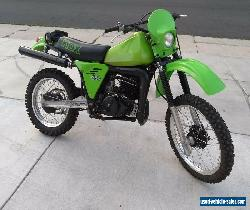 1982 Kawasaki KDX for Sale