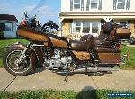 1983 Honda Gold Wing for Sale