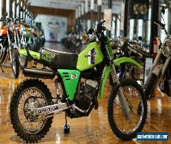 1982 Kawasaki KDX80 for Sale