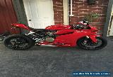 2012 Ducati 1199 Panigale for Sale