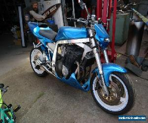 gsxr 1100 suzuki 1989 street fighter for Sale