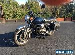 1981 Moto Guzzi v1000 Convert for Sale