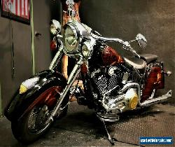 2000 Indian CHIEF 1OF1 CUSTOM PAINT GILROY XLNT COND'. for Sale