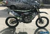 KAWASAKI KX 250 KX250 LATE MODEL MX BIKE PROJECT MAKE AN OFFER for Sale