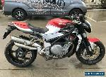 MV AGUSTA BRUTALE 1078 1078RR 11/2008MDL 30618KMS PROJECT BST RIM MAKE AN OFFER for Sale