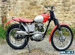 BSA SS90 B40 350cc pre 65 trials bike road registered new V5, not a C15 for Sale