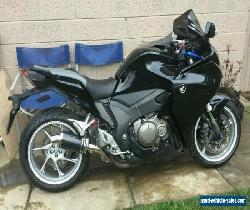 2010 HONDA VFR1200F  V4 6 speed (not DCT) Shaft Drive for Sale