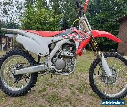 Honda Crf 250r 2016 for Sale