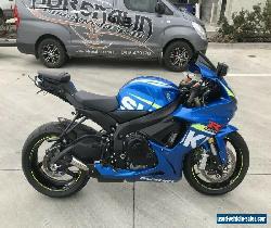 SUZUKI GSXR 750 GSXR750 10/2014MDL 5039KMS PROJECT MAKE AN OFFER for Sale