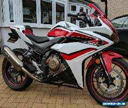 Honda CBR500r for Sale