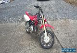 Honda CRF 50 F for Sale