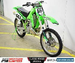 Kawasaki: KX for Sale