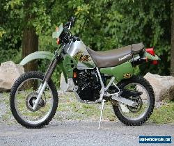 2001 Kawasaki KLR for Sale