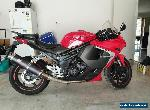 hyosung gt650r 2015 low kms for Sale