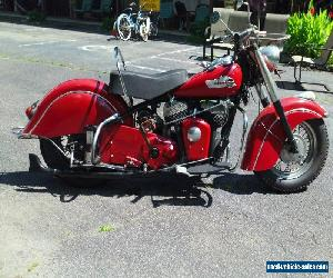 1952 Indian Chief for Sale