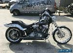 HARLEY DAVIDSON SOFTAIL 10/2006 MODEL 21857KMS PROJECT MAKE AN OFFER for Sale