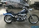 HARLEY DAVIDSON SOFTAIL FXSTC 10/2007 MODEL 21160KMS PROJECT MAKE AN OFFER for Sale