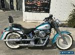 HARLEY DAVIDSON SOFTAIL FATBOY 09/1994 MDL 73146KMS CLEAR PROJECT MAKE AN OFFER for Sale