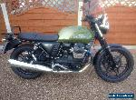 2017 Motoguzzi V7 Stone ABS for Sale